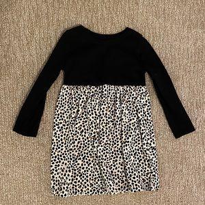 Old navy leopard dress